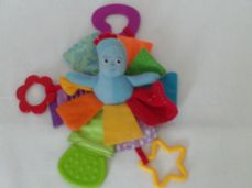 Adorable Baby 'Igglepiggle' In the Night Garden Plush Pram Toy